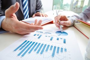 charts binary trading